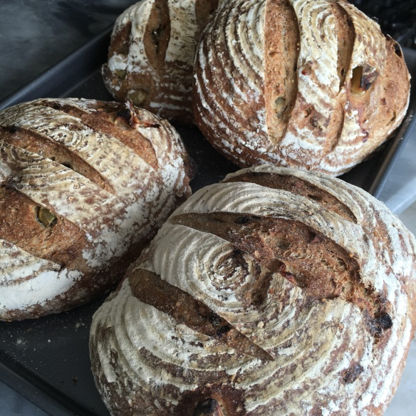 sourdough xo bakery